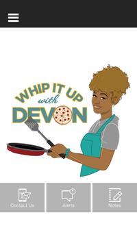 Whip It Up With Devon apk screenshot