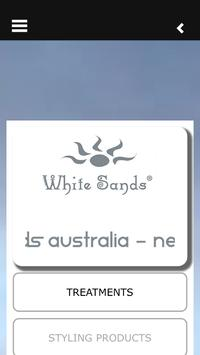 White Sands Hair Products apk screenshot