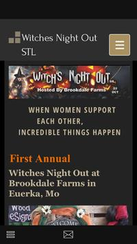 Witches Night Out STL poster