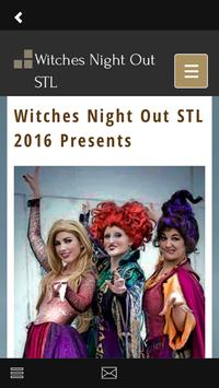 Witches Night Out STL apk screenshot