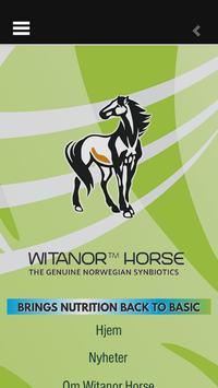 Witanor Horse apk screenshot