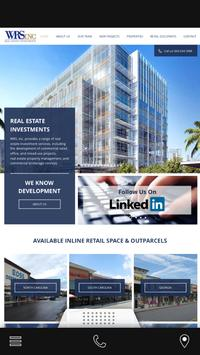 WRS REAL ESTATE INVESTMENTS poster