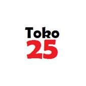 Toko25 icon