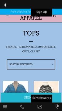 Top 15 Fashion apk screenshot
