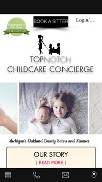 Top Notch Babysitters poster