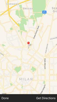 Taxi milano screenshot 3