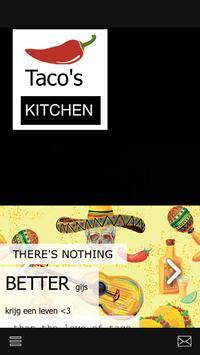 TACOS gijs poster