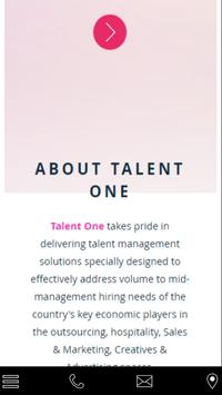 TalentONE apk screenshot
