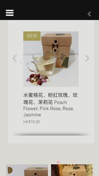 Tea Point Hong Kong poster