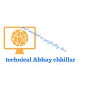 technical Abhay chhillar icon