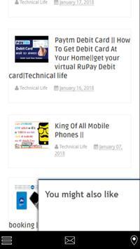 Technical Life screenshot 1