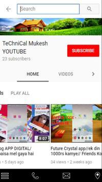 TECHNICAL MUKESH HINDI poster