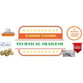 Technical shailesh icon