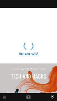 Tech And Hacks poster