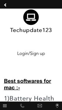 Techupdate123 apk screenshot
