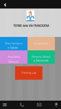 Terme della Via Francigena screenshot 3