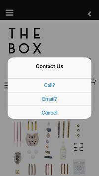 THE BOX COMPANY screenshot 2