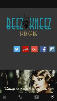 The Beez Kneez Skin Care poster
