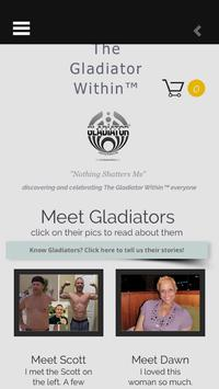 The Gladiator Within apk screenshot
