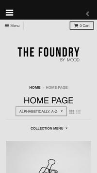 The Foundry NZ poster