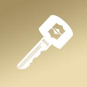 The KSL Key icon