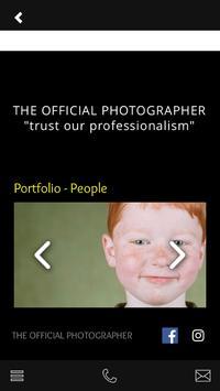 The Official Photographer screenshot 4