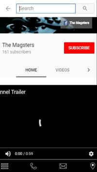 The Magsters poster