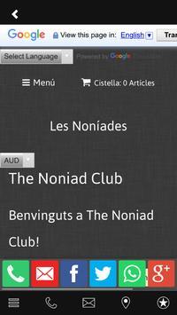 The Noniad Store apk screenshot