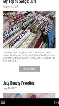The Trend Seeker Blog apk screenshot