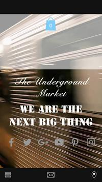 The Underground Market poster