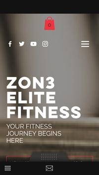 Three Zone poster