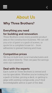 Three Brothers screenshot 1