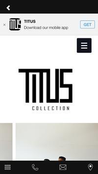 TITUS screenshot 1