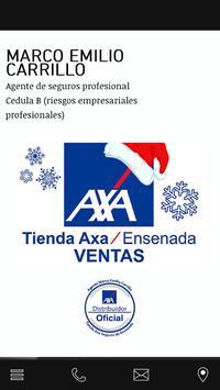 Tienda Axa Seguros Ensenada poster
