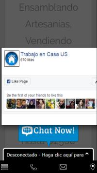 Trabajo en Casa Latino apk screenshot