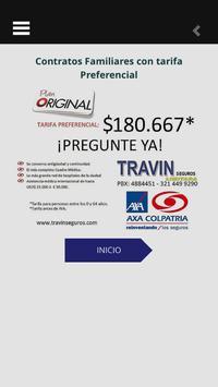 TRAVIN SEGUROS apk screenshot