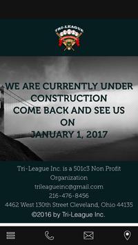 Tri League poster