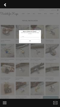 Trinkets for Keeps apk screenshot
