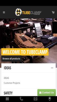 TubeClamp poster