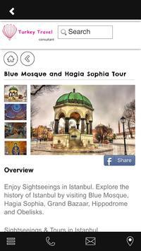Turkey Travel Consultant apk screenshot