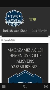 Turkish Web Shop poster