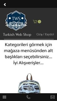 Turkish Web Shop screenshot 3