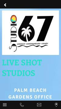 tv live shot studios screenshot 1