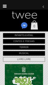Twee Editora screenshot 2
