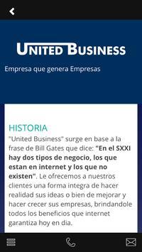 United Business ARG apk screenshot