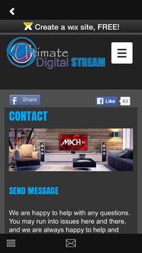 Ultimate Digital MACHTV apk screenshot