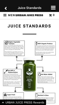 URBAN JUICE PRESS poster