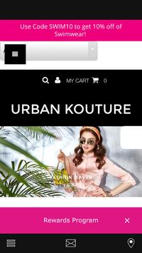 Urban Kouture poster