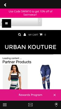 Urban Kouture apk screenshot