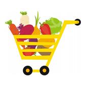 Vegetables Shop Online icon